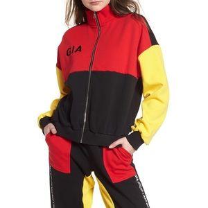 I.AM.GIA. Blaster Full Zip Sweatshirt Jacket